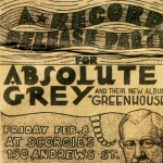 Absolute Grey Record Release Party